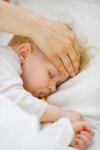 febre crianca imagem