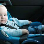 Alerta: Crianças esquecidas no carro x risco de hipertermia