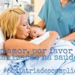 Mais amor, por favor – Humanização na saúde e método canguru