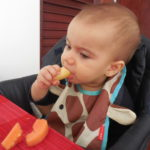 Se meu bebê falasse…o que ele gostaria de comer?