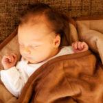 Porque os bebês devem dormir de barriga para cima