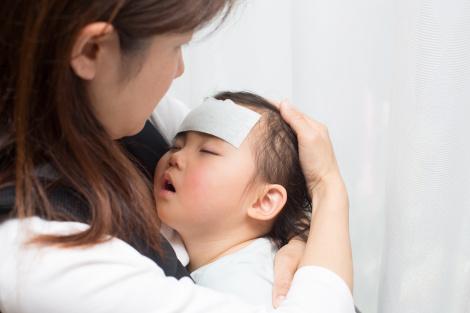 meningite, criança prostrada, febre, pediatria descomplicada