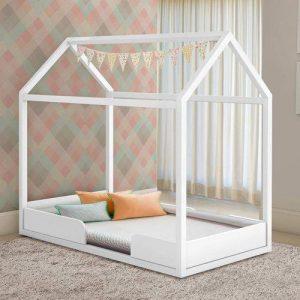cama montessori, criancas, bebes, sono, sono seguro