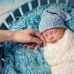 Cuidados com a pele do bebê no inverno