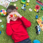 O brinquedo ideal para cada idade