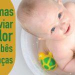 5 formas de aliviar o calor dos bebês e crianças