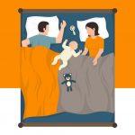 Recomendações da cama compartilhada SEGURA