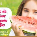 6 Formas de incentivar o consumo de Frutas