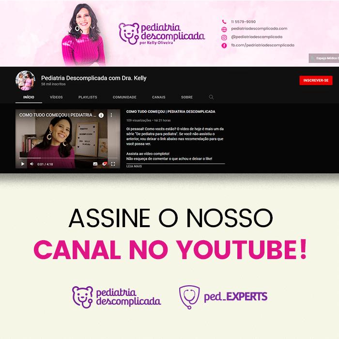 Youtube | Pediatria Descomplicada